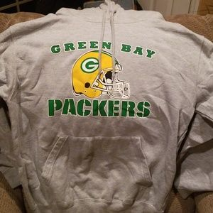 Other - Mens Green Bay Packers hoodie